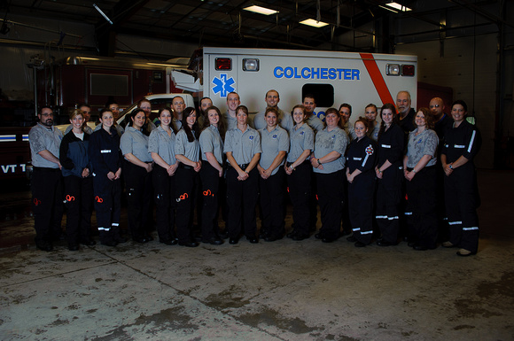 Colchester Rescue Ambulance