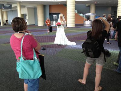 Bridal Shoot at PSW