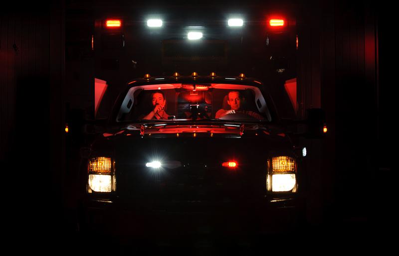 Colchester Ambulance
